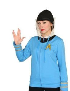 Star Trek Spock Star Hoodie medium